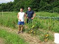 My Friend Phil and his Relative, Ivan from Slovakia, visit me and the Family Farm!!! (6)