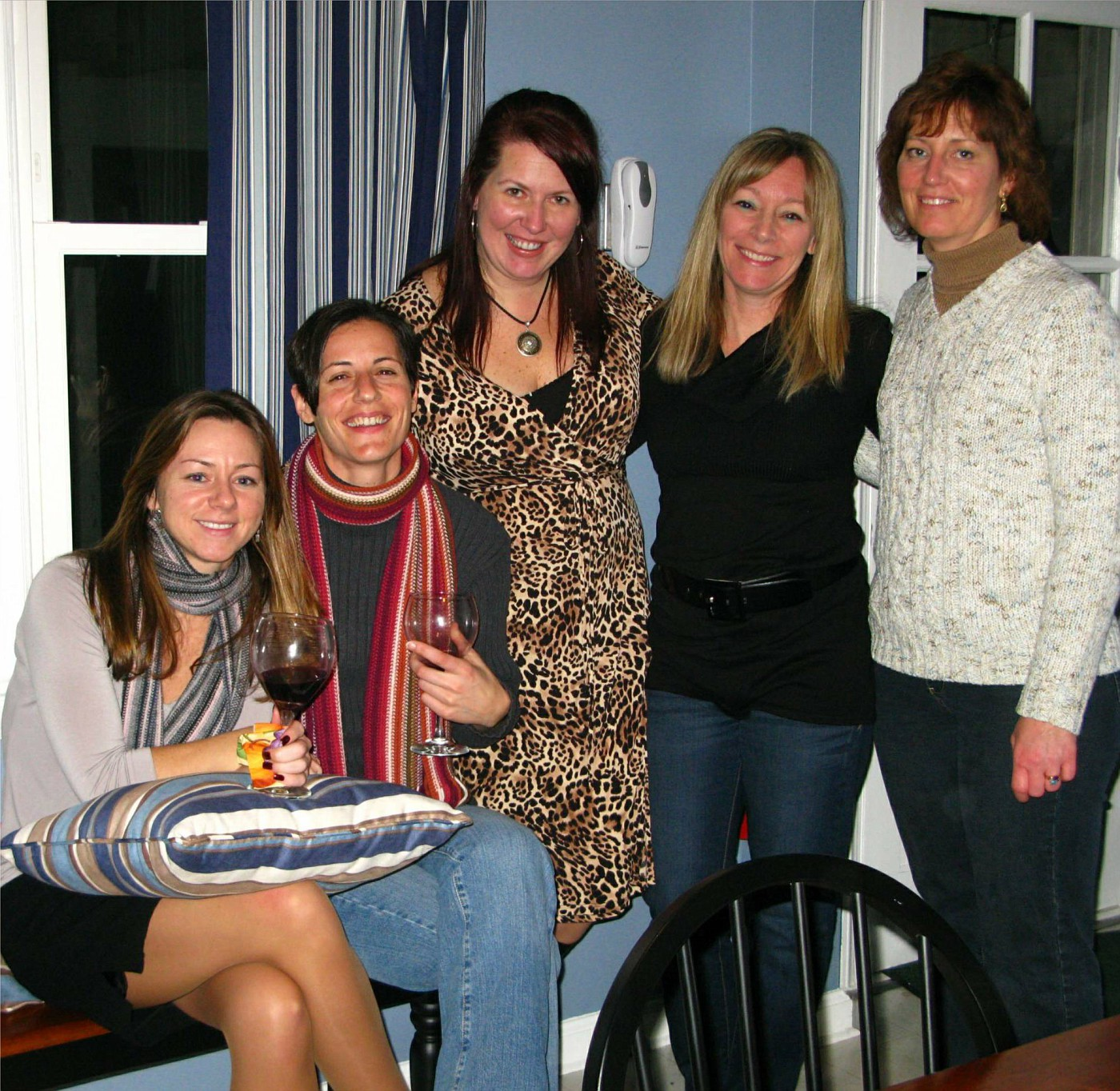 Erin's House Party with Friends...