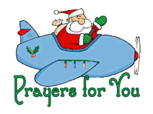 Prayers for You - SantaPlane