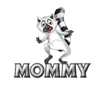 Mommy - RaccoonStepOnName
