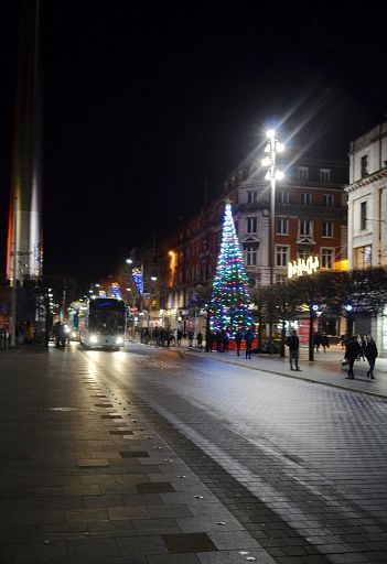 NYE in Dublin
