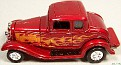 Hot Rod #017 1932 Ford Custom (Red with flames)