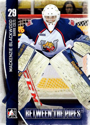 2013-14 In the Game Between the Pipes #060 (1)