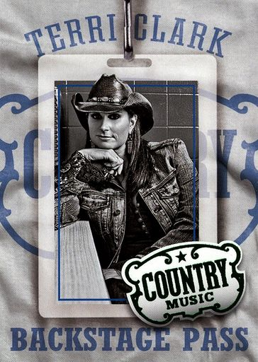 2014 Country Music Backstage Pass Green #09 (1)