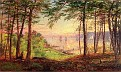 Hudson River from Dudley's Grove [1855]