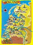 00- Map of Holland