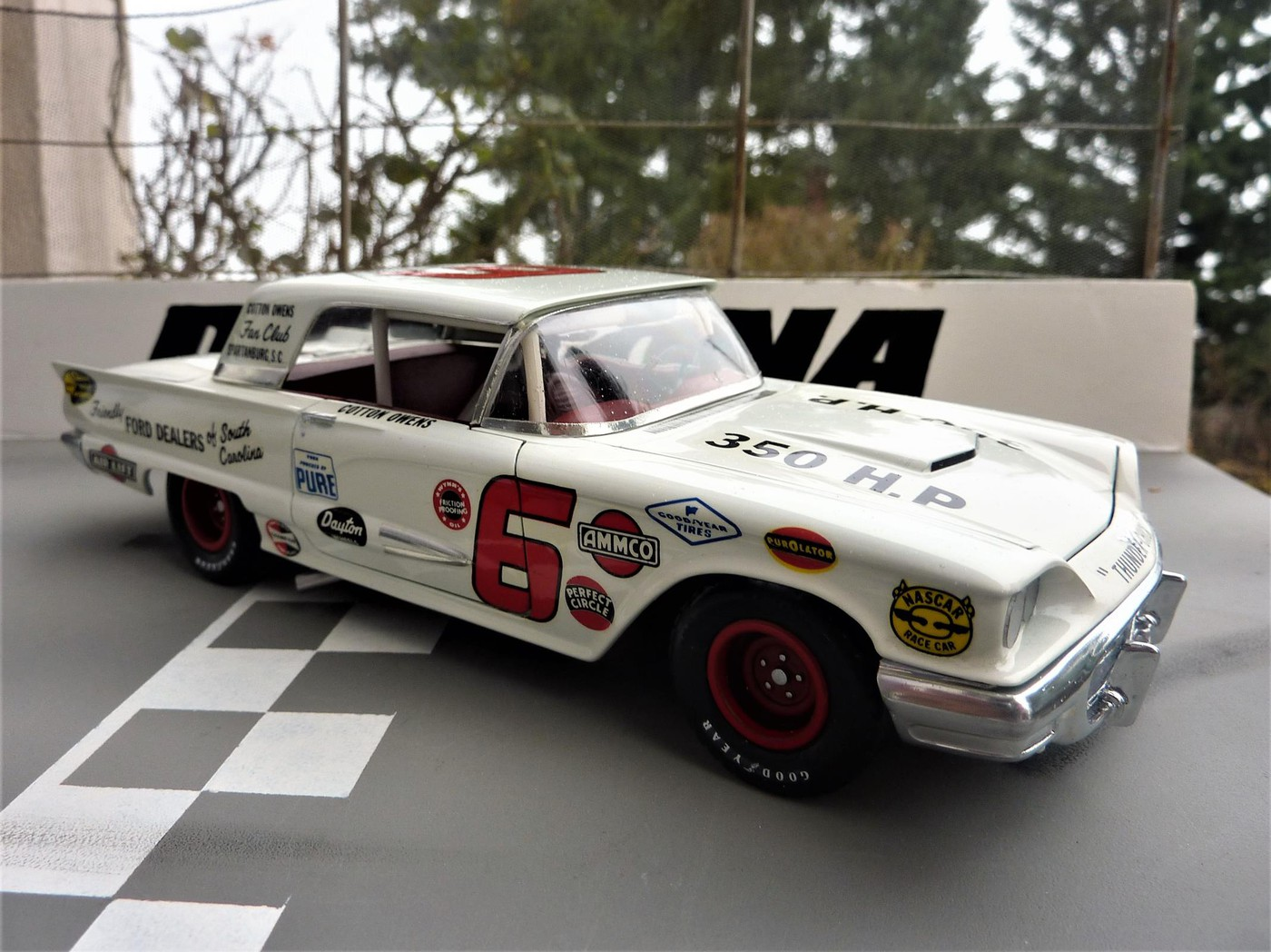 Ford Thunderbird 59 Nascar Cotton Owens terminée - Page 2 Photo2-vi