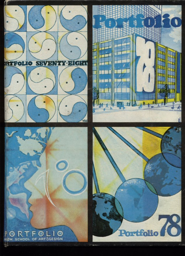 Front Cover for 1978 Yearbook
