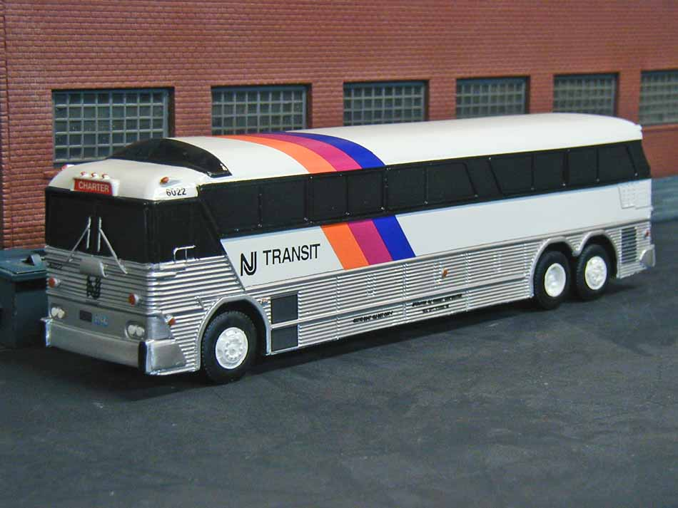 photo new jersey transit 1969 mci mc 7 challenger custom painted by dave dearstyne album. Black Bedroom Furniture Sets. Home Design Ideas