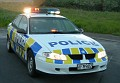 New Zealand - Traffic Police 2002 Holden Commodore