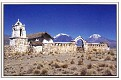 ORURO - Adobe Church