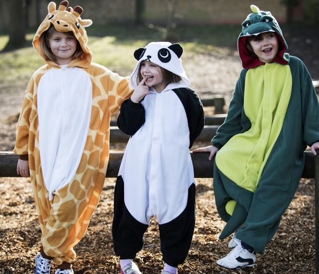 animal onesies for adults cheap