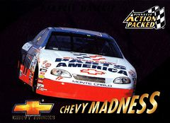 1997 Action Packed Chevy Madness #02 (1)