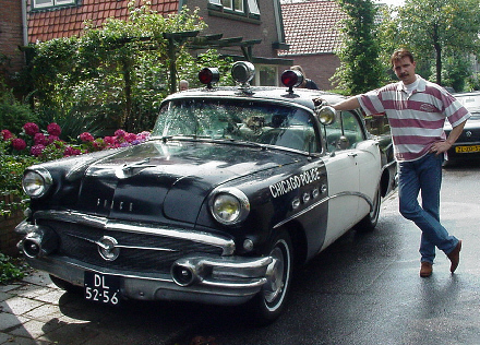 Misc - Clone police car by European copcar fan