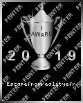 Escape From Reality - Portal 2EFRPewter1Award2019-vi