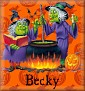 2 Green WitchBecky