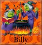2 Green WitchBilly
