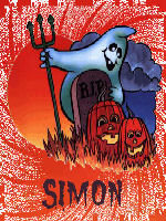 Ghost is waitting for youSimon