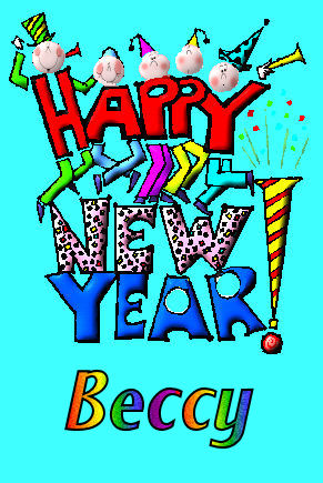 Happy New YearBeccy